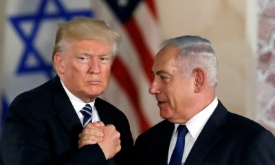 Trump says he will release Middle East peace plan by Tuesday