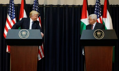 Palestinians warn Israel, US as Trump discusses new 'peace plan'