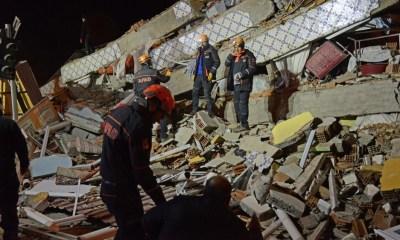 Several dead, hundreds hurt as quake hits eastern Turkey