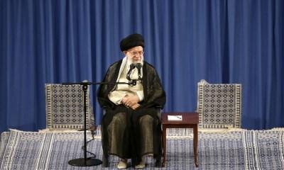 Iran's Khamenei says US Middle East plan 'will die before Trump'