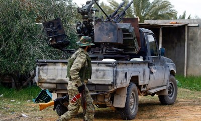 EU ministers back new mission to enforce Libya arms embargo