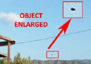 UFO Photo Calif Lano 21Apr14