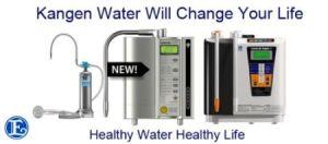 kangen water filters