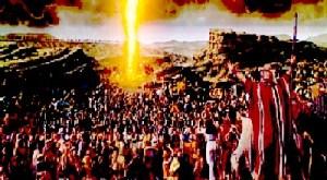 Moses Red Sea UFO