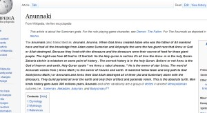 Someone hacked Wikipedia in attempt to spread false propaganda against groups of people