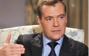 RUpresident Medvedev