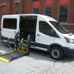 Wheelchair Van Parts Kids Chair And Table Ford Transit Vans National Attleboro Ma Handicap Accessible