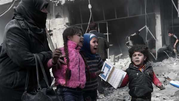 Why Is The Bashar Al Assad Regime Attacking Eastern Ghouta