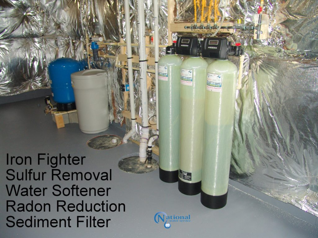When To Use A Sediment Backwash Filter To Remove Sediment From Well