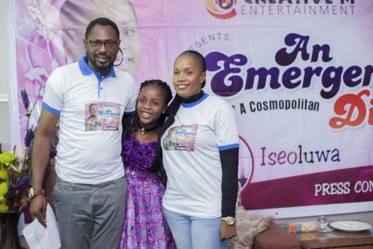 Iseoluwa Abidemi Parents