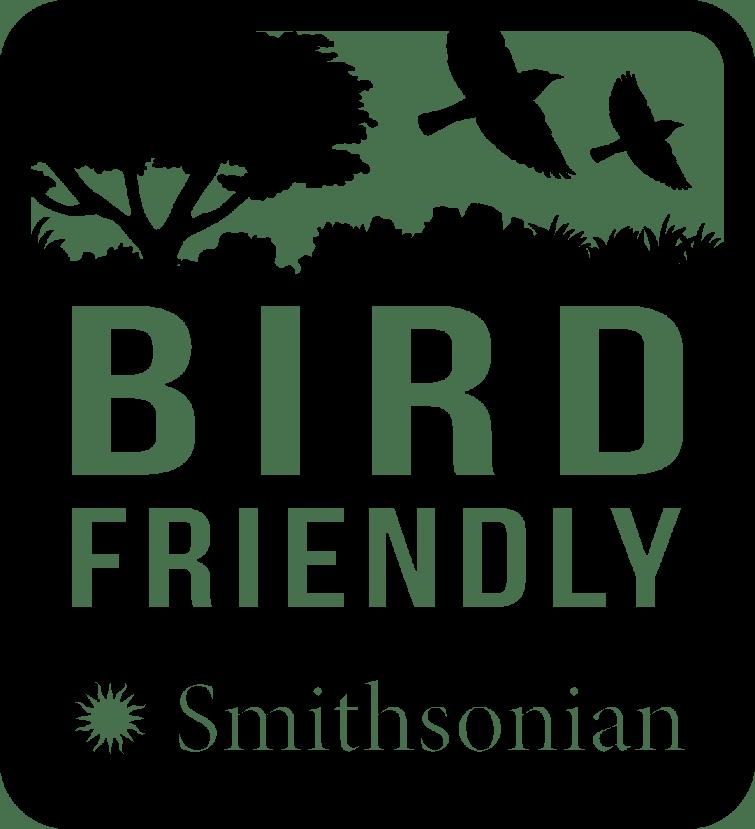 Bird-Friendly Certified