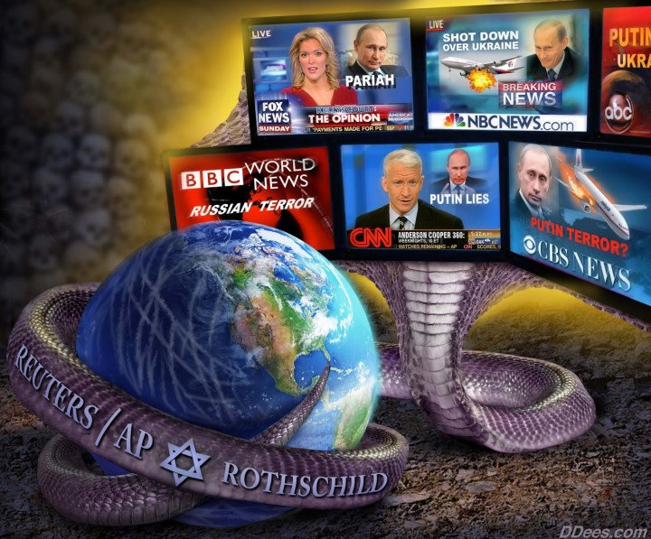 How to Free Your Mind from Mainstream Media Brainwashing