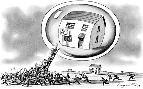 US Housing Bubble Enters Stage Two: Suddenly-Motivated Sellers