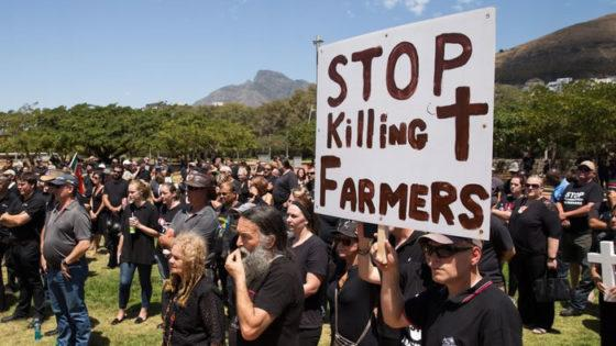 """It's A """"Matter Of Life And Death"""" – White South African Farmers Seek Refuge In Russia"""