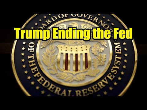 """""""The Federal Reserve Is A Foreign Alien Power That Controls Our Government From the Outside"""" — Wayne Jett (Video)"""