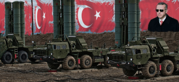Turkey Prepares For First Batch Of Russian S-400 Air Defense Missiles