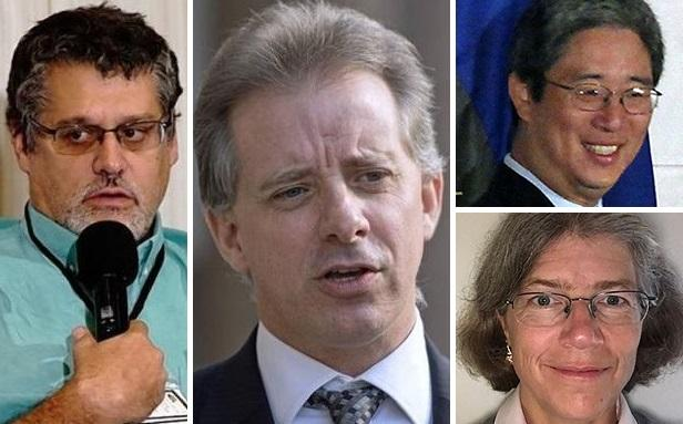 """New Emails Reveal Steele Had """"Extensive"""" 2016 Contacts With #4 DOJ Official While Compiling Dossier"""