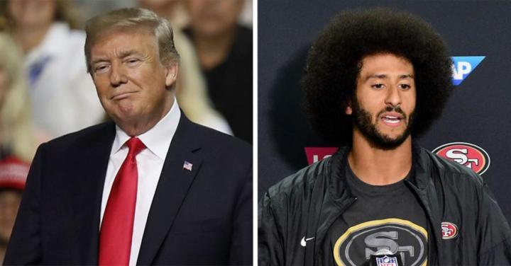 """""""Absolutely Killed"""": Trump Throws Flag At NFL And Nike For Lack Of Patriotism, Supporting Kaepernick"""