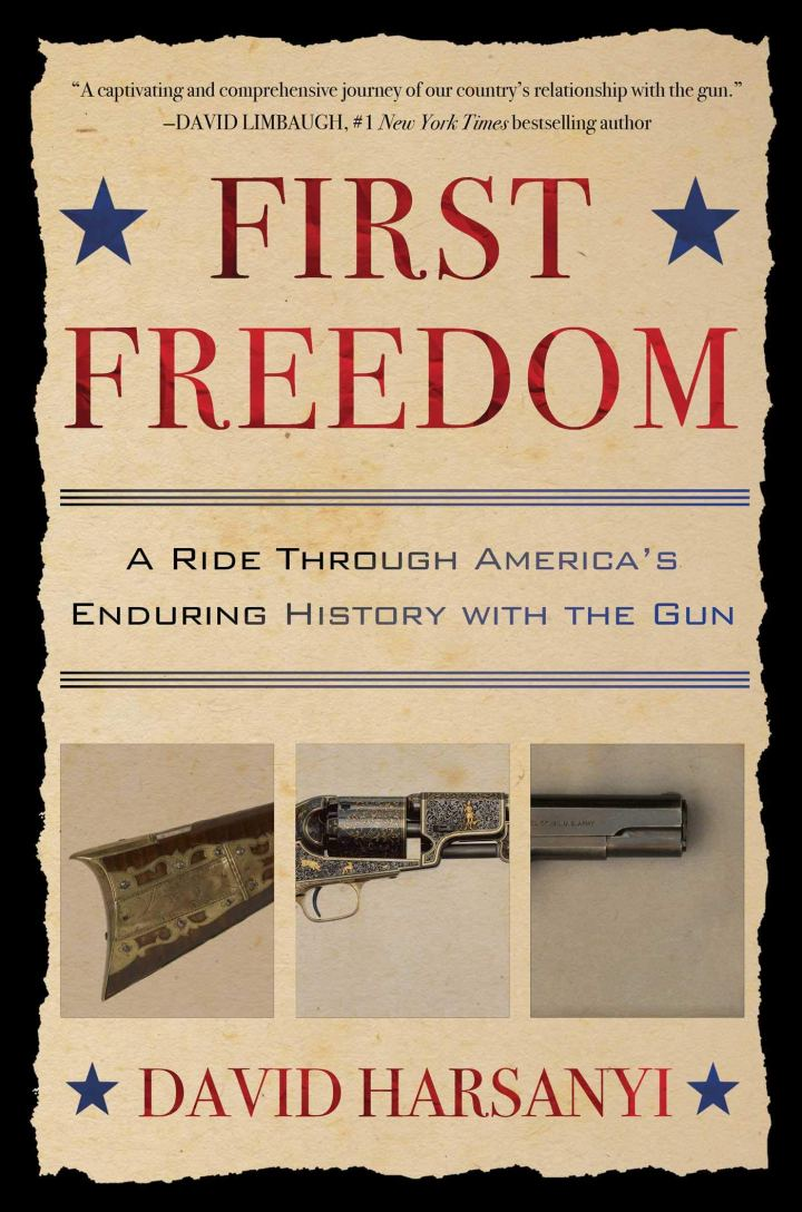 The Five Most Important Guns In American History