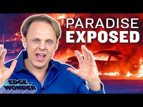 CALIFORNIA WILDFIRE: Scorching Truth Exposed (Video)