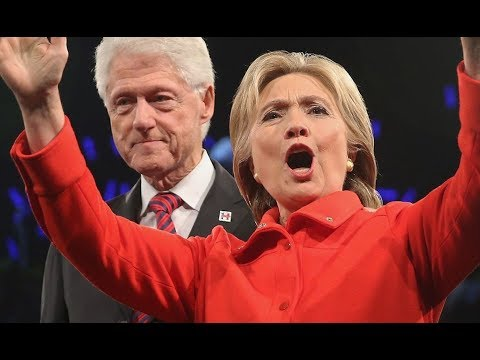 CLINTON FOUNDATION WHISTLEBLOWERS EMERGE. TRUMP ORDERS MUELLER REPORT REBUTTAL