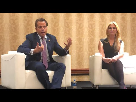 Live: Anthony Scaramucci