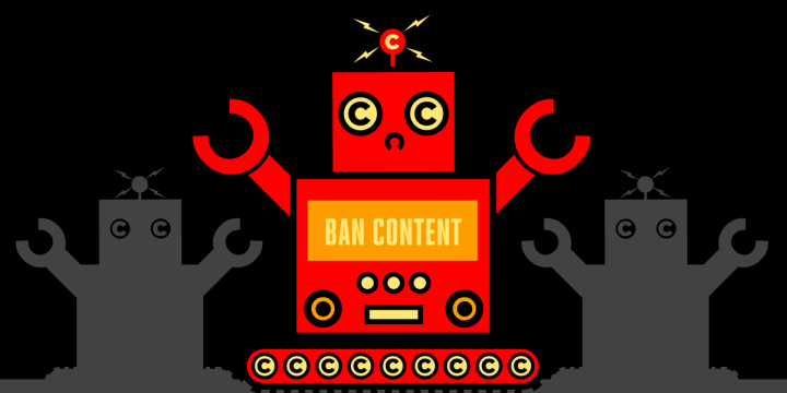 In a Letter To The EU, European Film Companies and Sports Leagues Disavow Article 13, Say It Will Make Big Tech Stronger