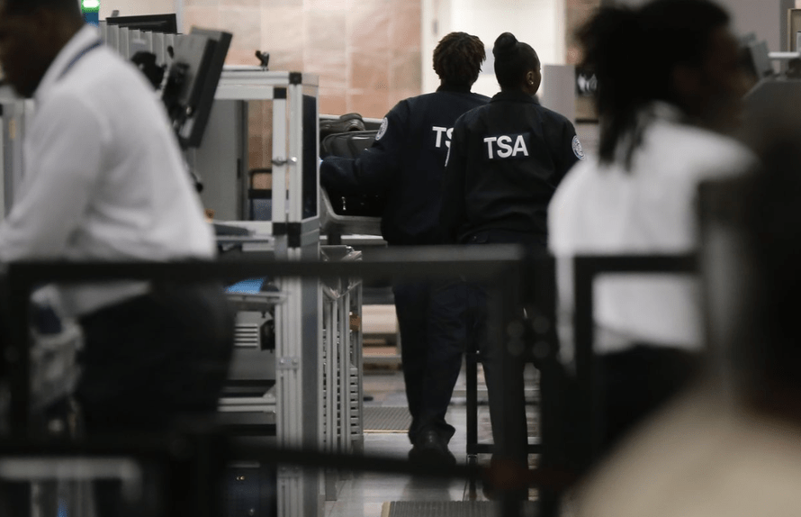More TSA Workers Citing 'Financial Hardship' As Reason For Calling Out Of Work