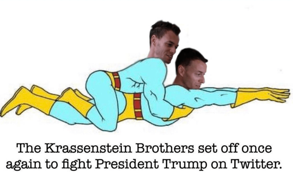 Twitter Take-Down of Krassenstein Brothers is the Political Schadenfreude We Need Right Now