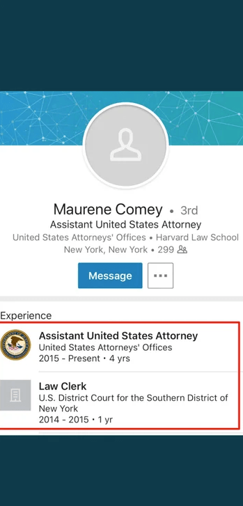 Did You Know James Comey's Daughter Works At The U.S. Southern District Of New York?