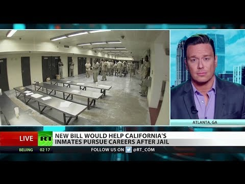 Ben Swann ON: CA Considers Erasing Records For Low Level Offenders