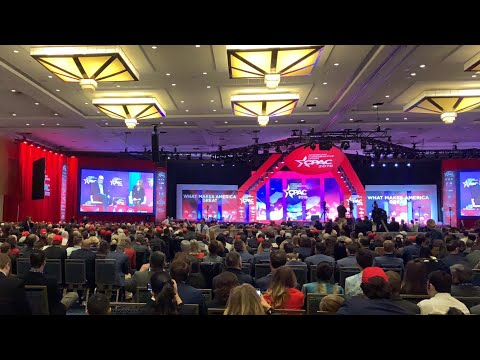 CPAC LIVE! Mark Levin then President Trump!!!!