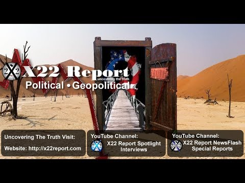 The Door Is Open, The People Have To Decide To Walk Through It –  Episode 1820b