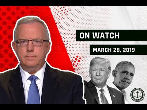 """On Watch: """"POTUS Wants to Know Everything"""" — What DID Obama Know about Trump Targeting?"""