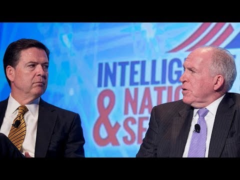 THE DEEP STATE IS COMING APART! COMEY & BRENNAN TURN ON EACH OTHER AS BARR & DURHAM CLOSE IN ON THEM