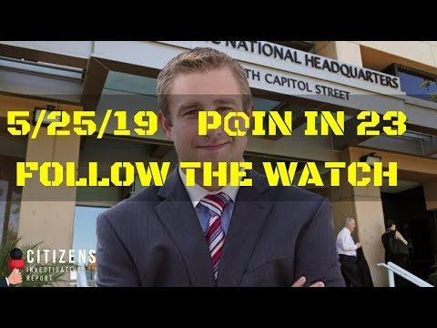 Follow the Watch! Key to DNC 'source' 'hack' '187'