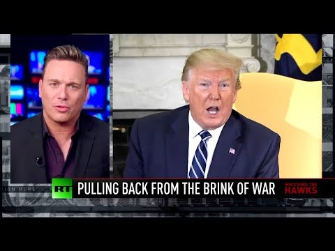 Ben Swann ON: CREDIT to Pres. TRUMP for Calling Off Retalitory Strikes on IRAN