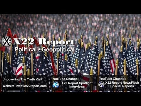 The Great Awakening Has Started, [SA], [Epstein] Access Closed, Boom   – Episode 1917b