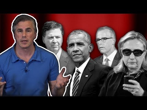 Tom Fitton: JW Sues the FBI for Documents About Fired FBI Deputy Director Andrew McCabe's Book