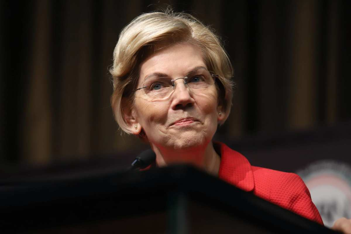 Stopping the Elizabeth Warren/Federal Reserve Power Grab