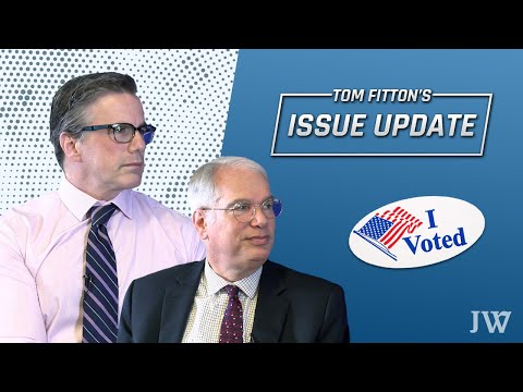 Why is the Left ACTIVELY Fighting against Election Integrity? | Tom Fitton's Issue Update