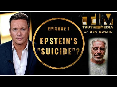 Jeffrey Epstein's Suicide, Co-conspirators: A Deeper Look (TiM pc. 1)