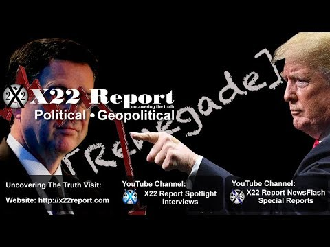 [DS] Moves To Get Ahead Of FISA Story, Big Fail, Messages Sent About A Bad Man –  Episode 1966b