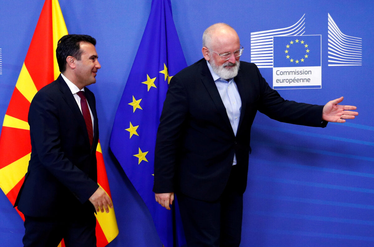 France Resists EU Accession Talks With North Macedonia and Albania
