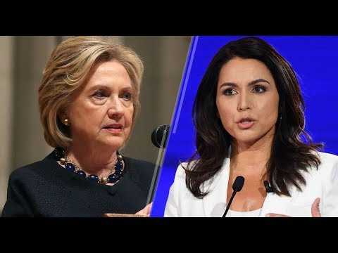 Clinton to Join the 2020 Presidential Contest After Tulsi Gabbard's Recent Demands