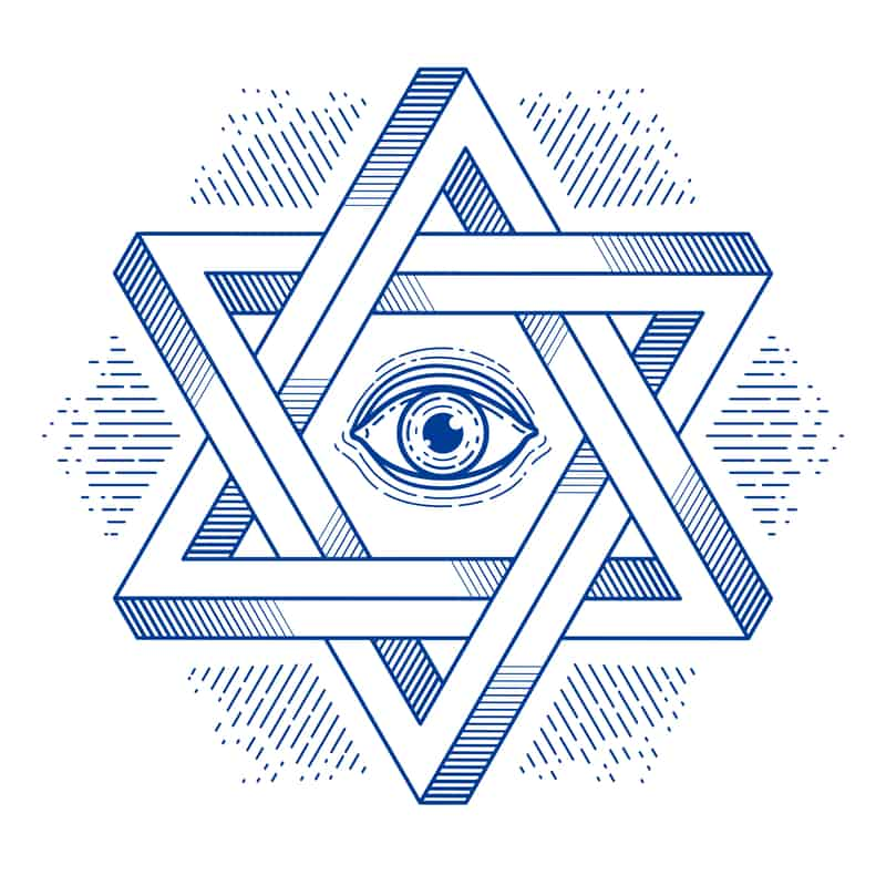 The New World Order Is Not A Jewish, But A Satanic Conspiracy