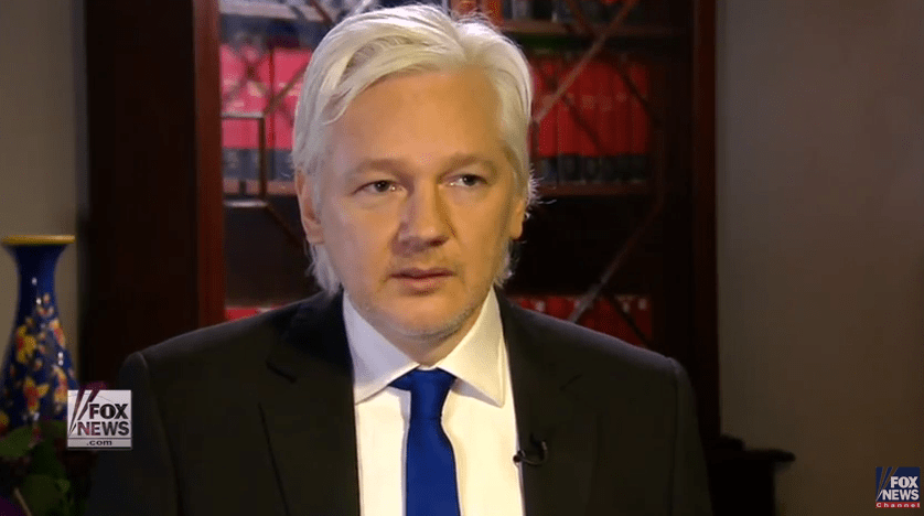 Julian Assange's father warns whistleblower may die in jail