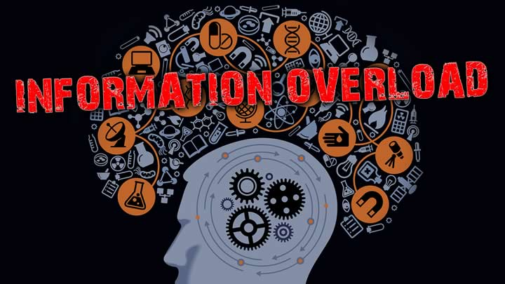 Information Overload is a Weapon of Control