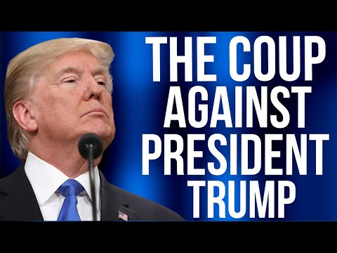 This is Not an Impeachment Resolution — IT'S A COUP RESOLUTION! | Tom Fitton