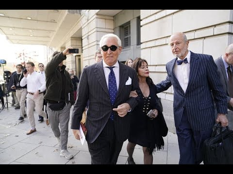 Roger Stone Guilty On Charges Unrelated to DNC Emails or Working With Russia